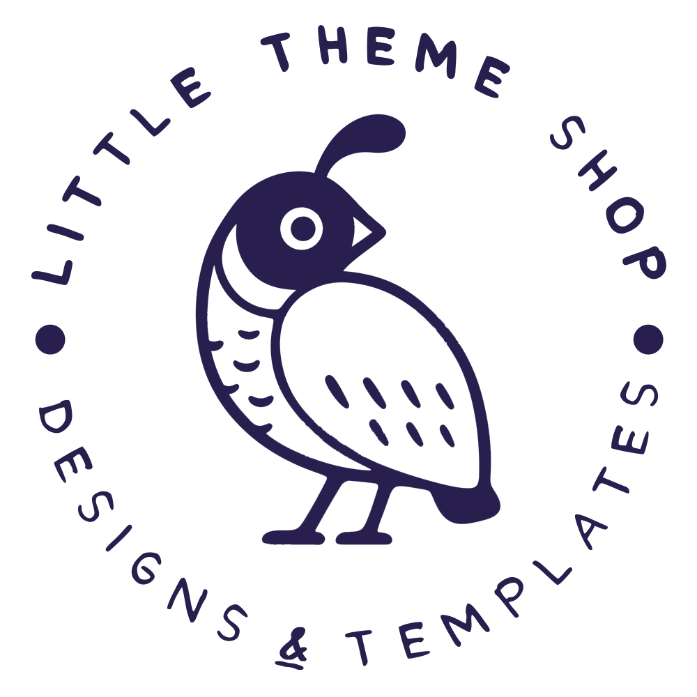 Little Theme Shop | Feminine Wordpress Themes, Creative Designs