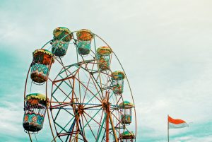 You're Never Too Old for a Day at the Carnival